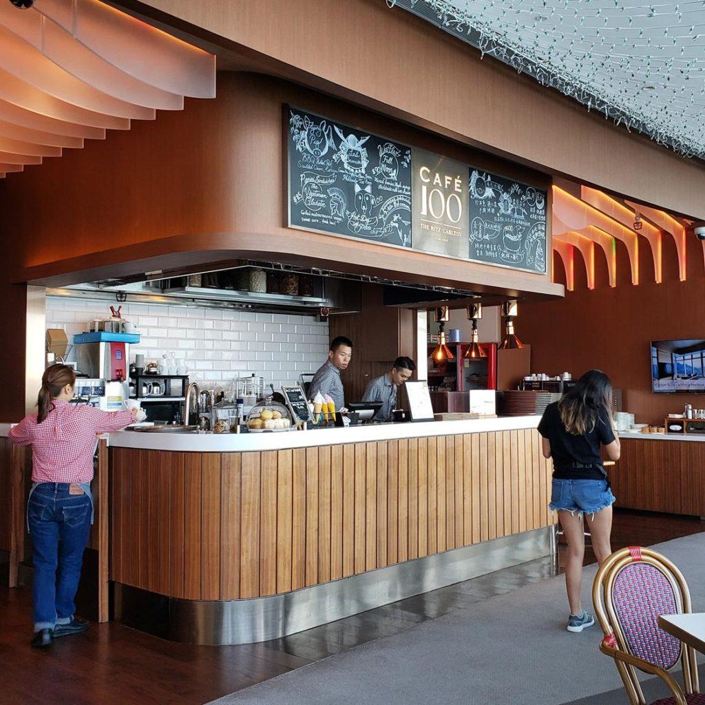 Bar Sky 100 Hong Kong