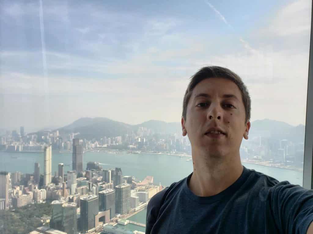 Diego Cabraitz Arena - Sky 100 Hong Kong