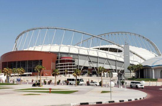 Khalifa Stadium, copa do mundo de Doha 2022