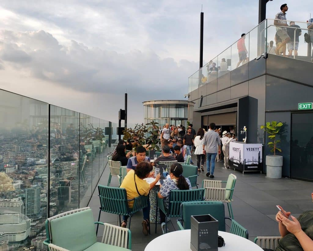 RoofTop em Bangkok - bar em Bangkok