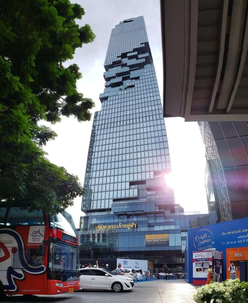 King Power Mahanakhon em Bangkok