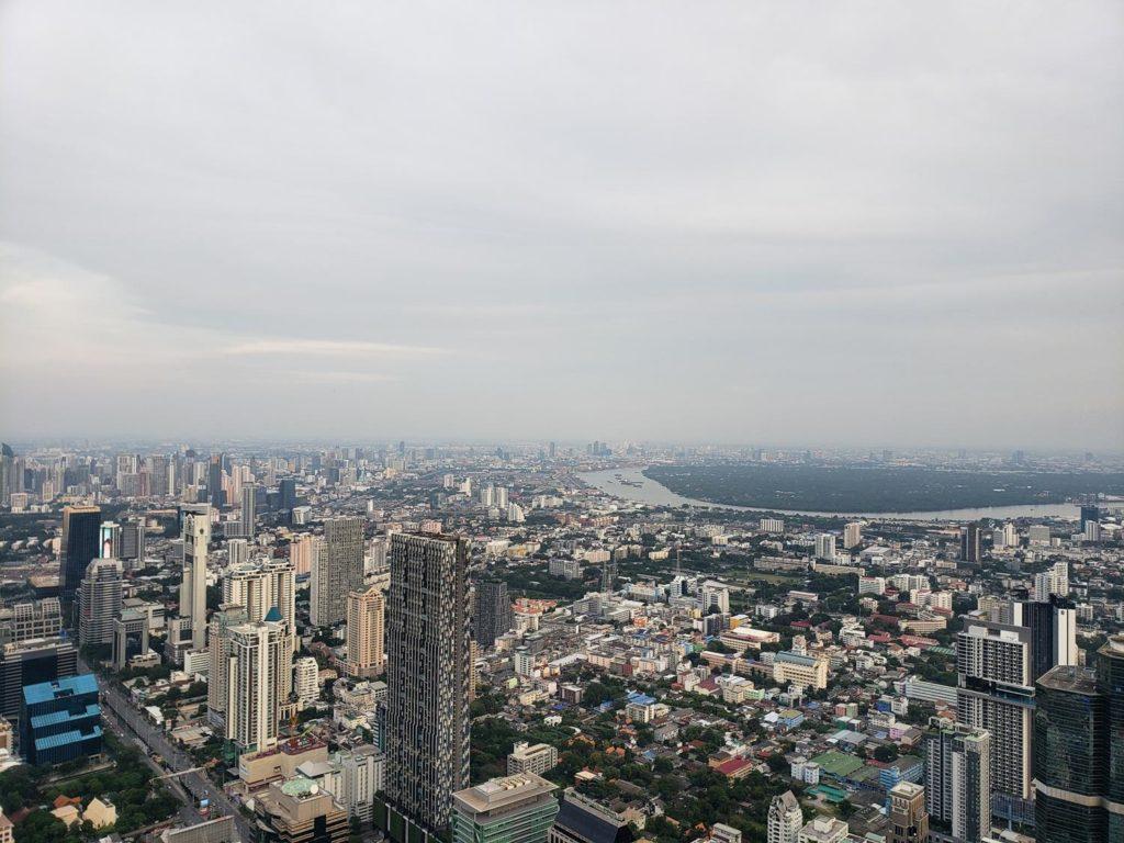 Tailandia do alto