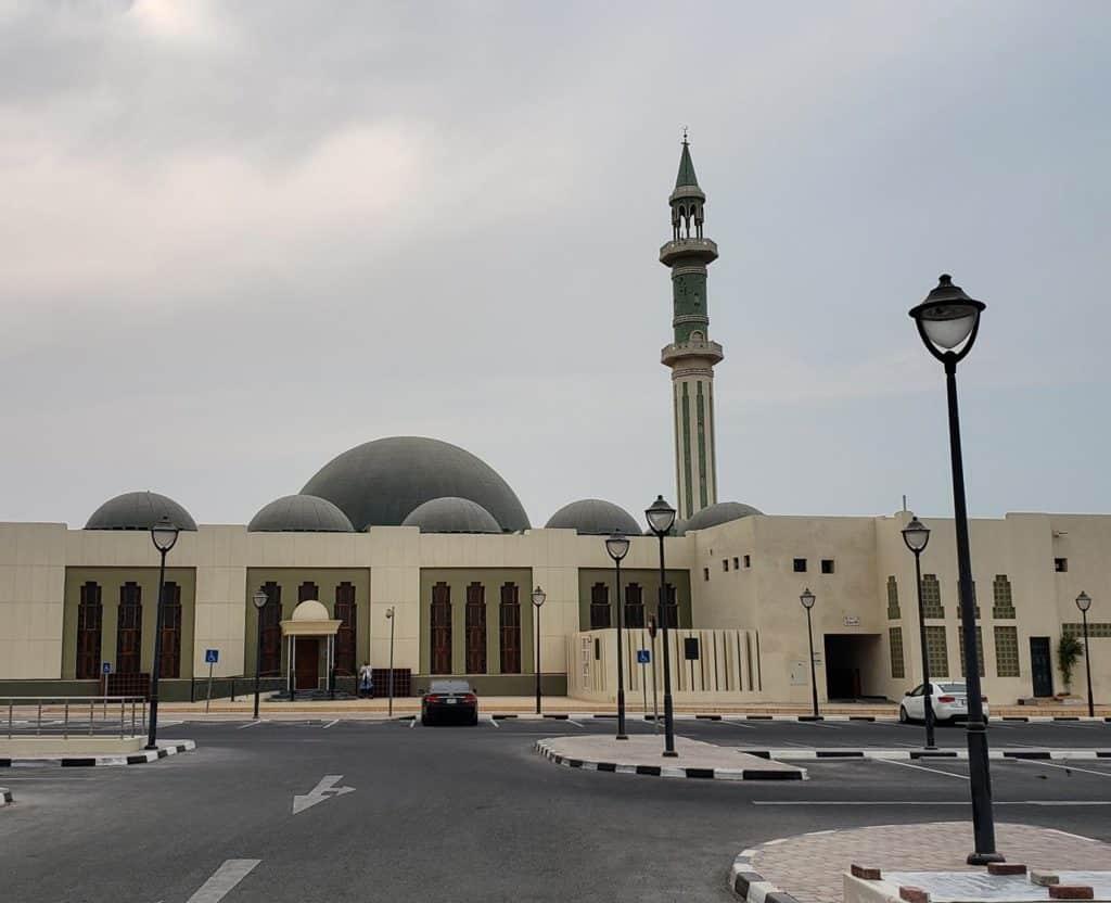 Mesquita em Doha