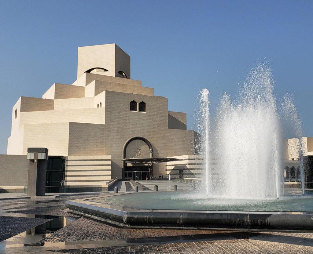 Museu em Doha - Museu de Arte Islamica em Doha