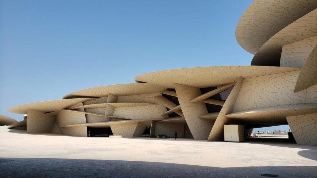 O que fazer em Doha - Museu Nacional do Qatar