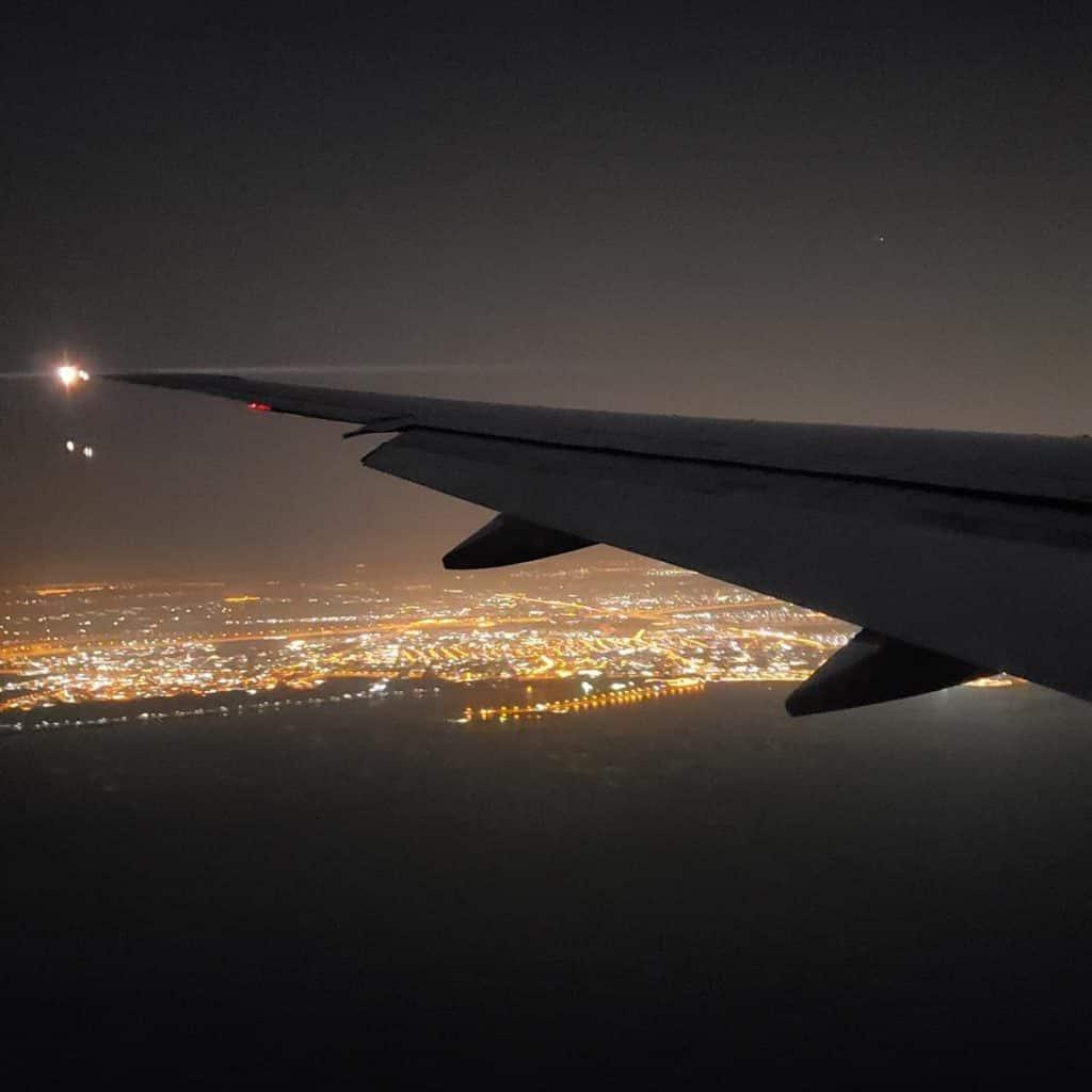 Pousando em Doha