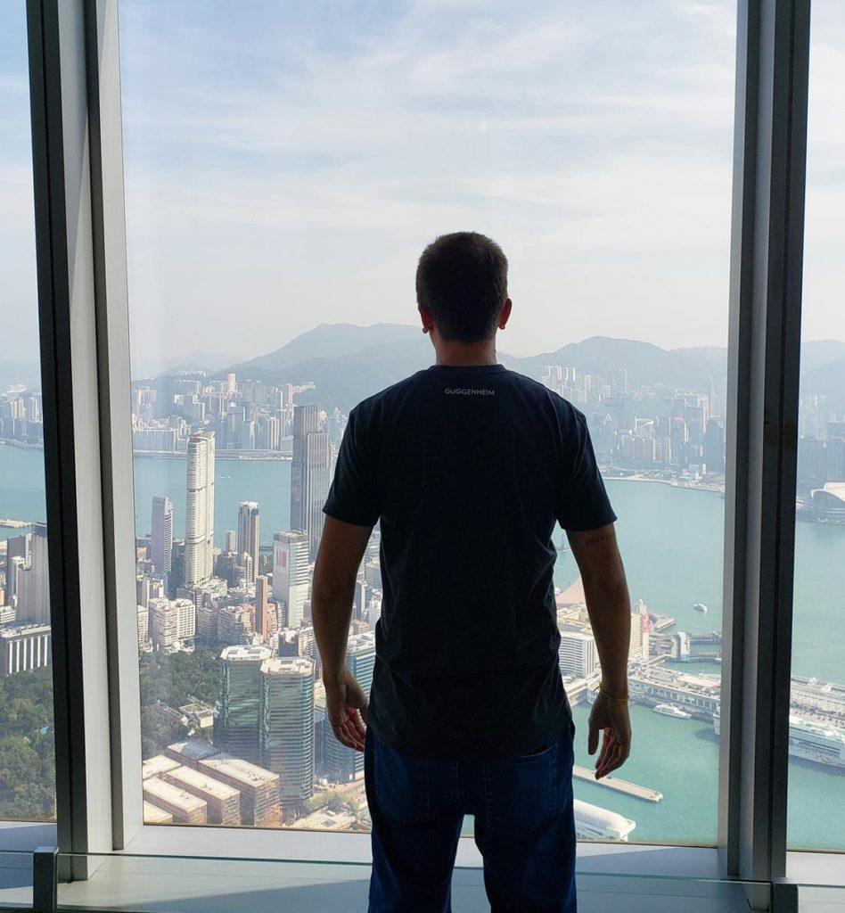 Sky 100 Hong Kong - Diego Cabraitz Arena