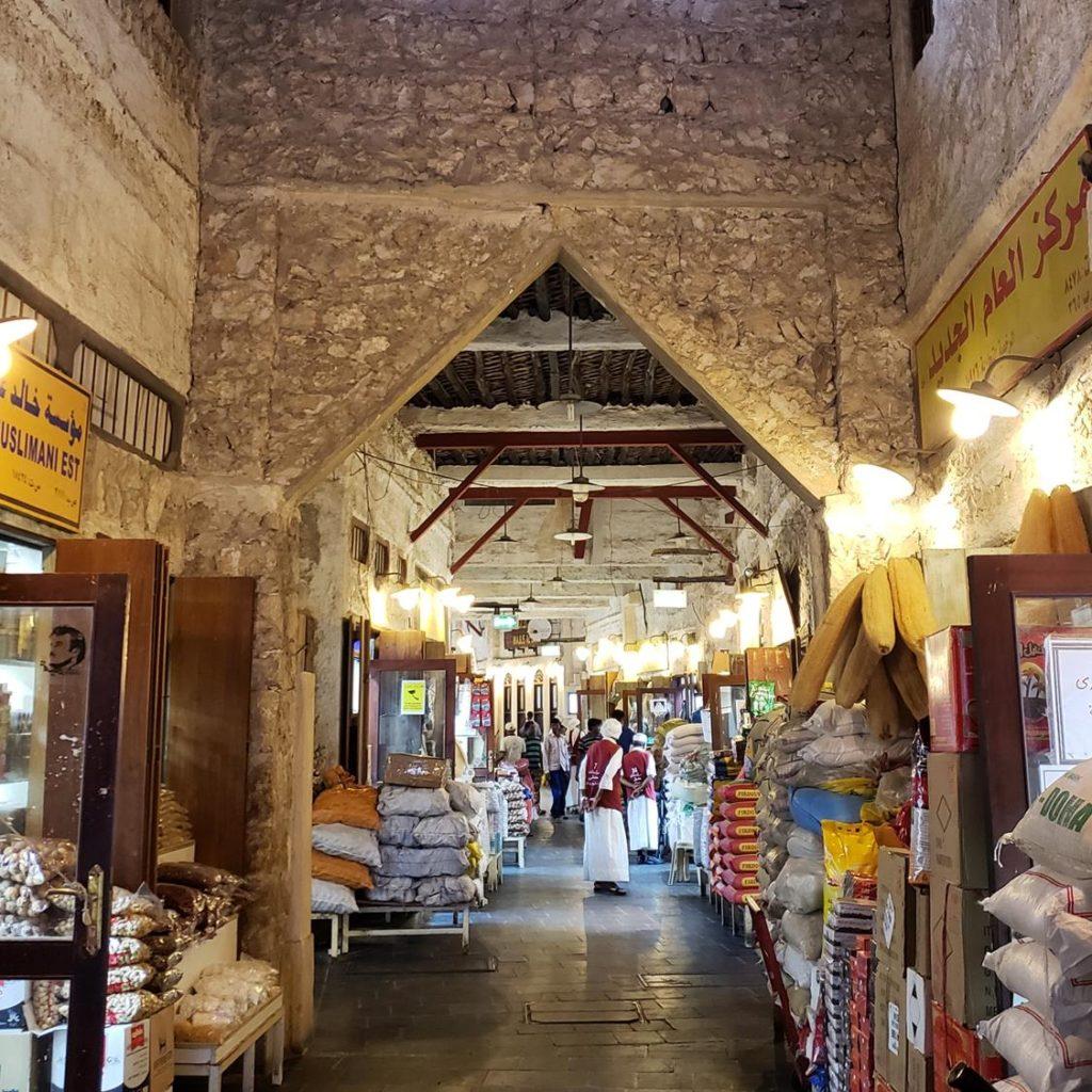 Souq Waqif - Mercado em Doha