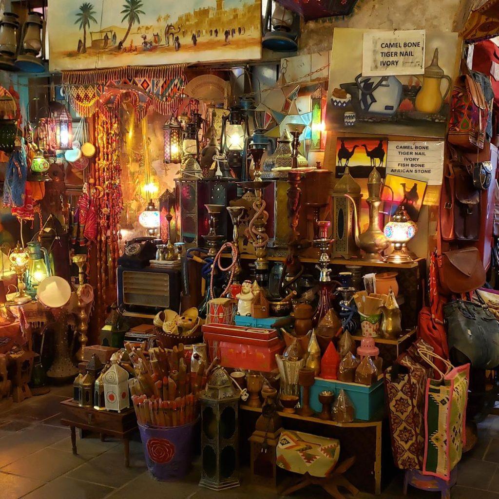 Souq Waqif - onde comprar em Doha