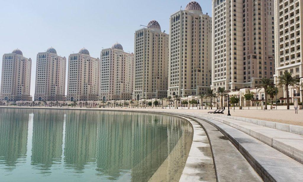 The Pearl Doha - roteiro em doha