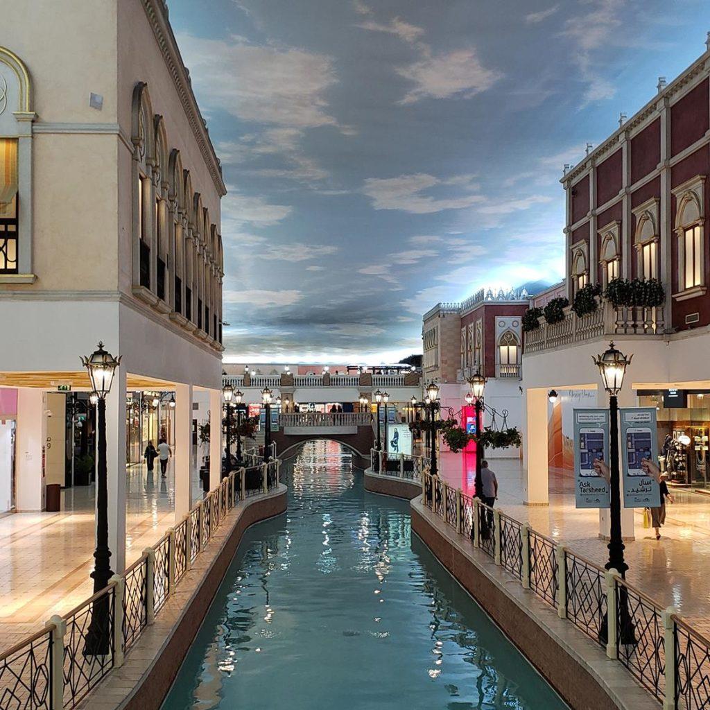 Onde comprar em Doha - Villagio Mall