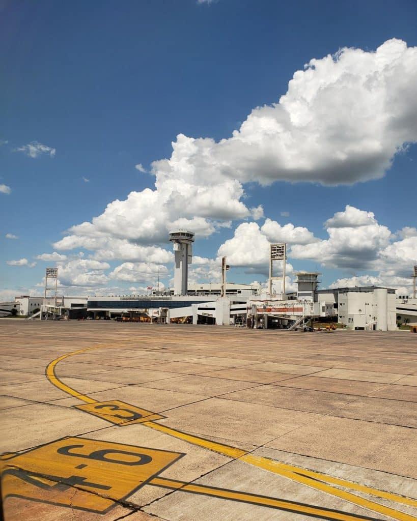 Aeroporto Internacional de Assunção