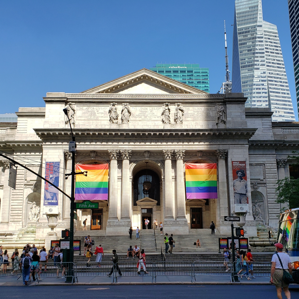 Biblioteca Publica de Nova york - roteiro em Nova york