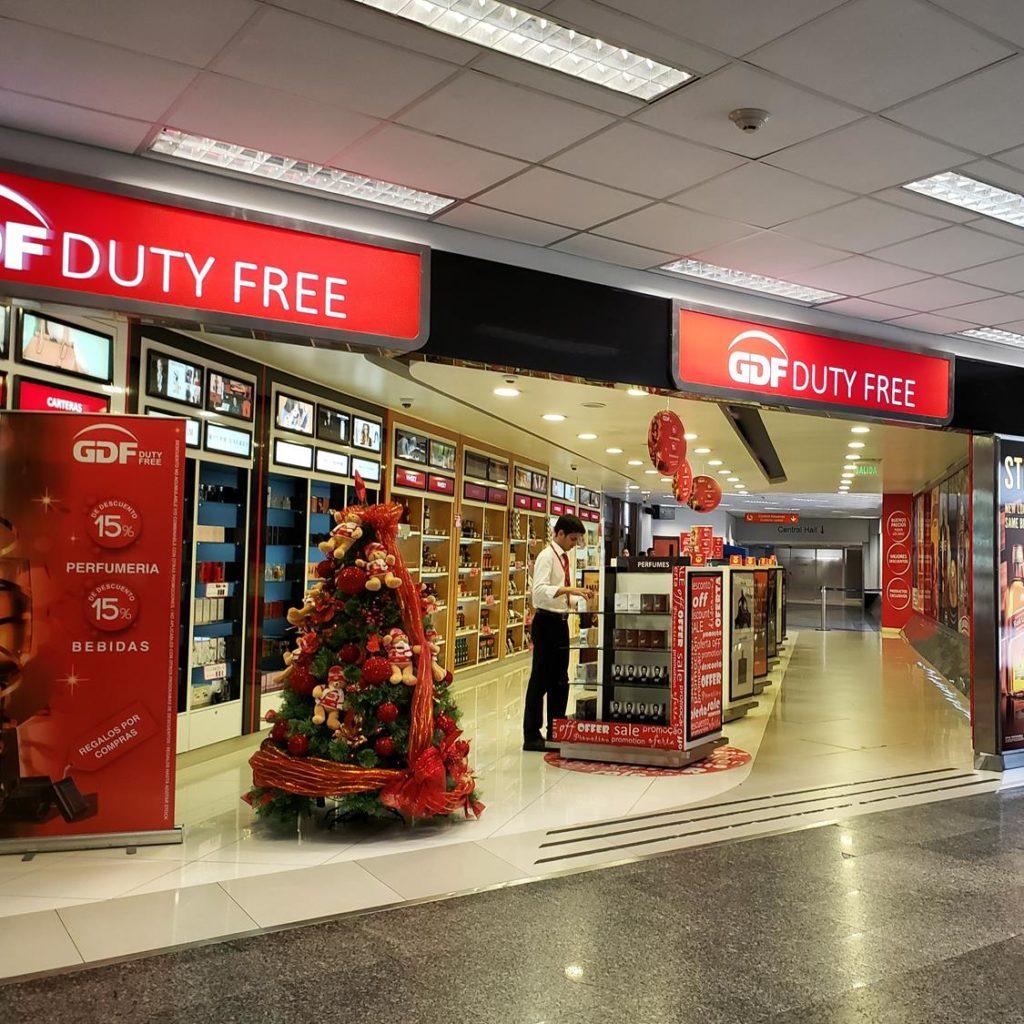 Duty Free Aeroporto Internacional de Assunção
