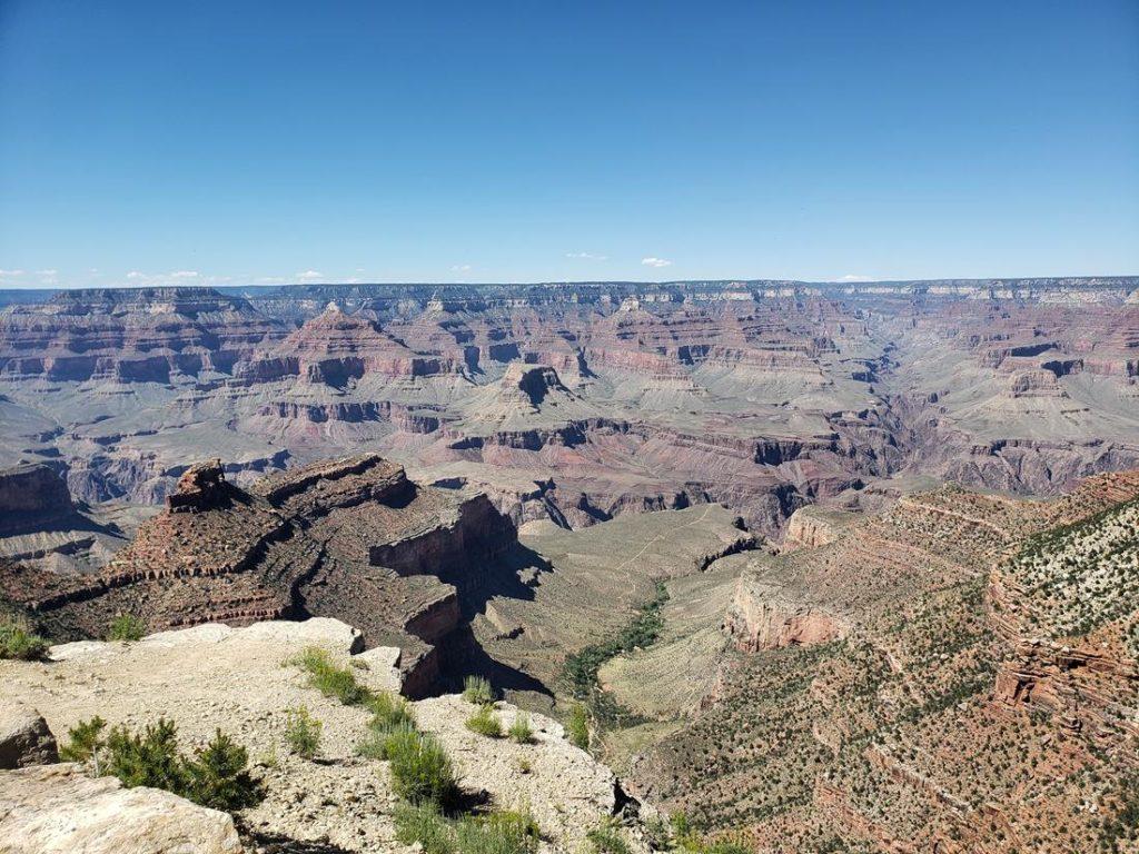 Roteiro de 15 dias pela Califórnia - Grand Canyon