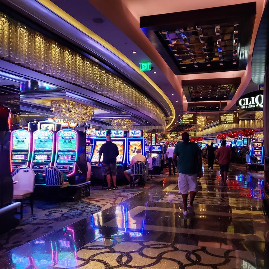 Cassino  Hotel Cosmopolitan Las Vegas