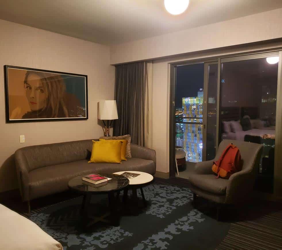 Como se hospedar no  Hotel Cosmopolitan Las Vegas