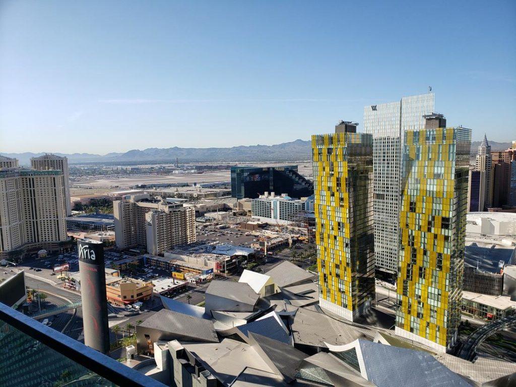 Como é se hospedar no Hotel Cosmopolitan Las Vegas