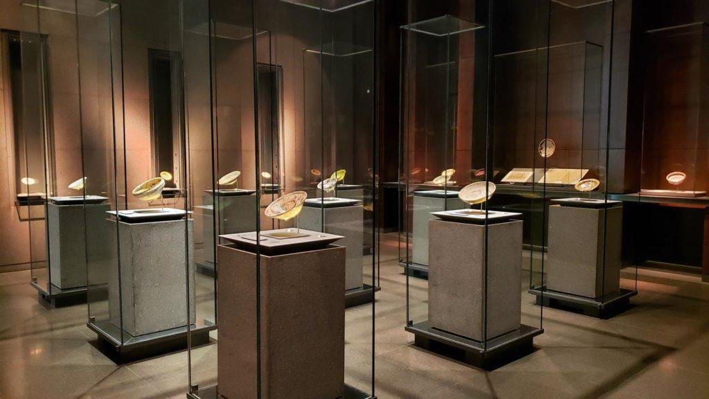 Acervo Museu de Arte Islamica, em Doha