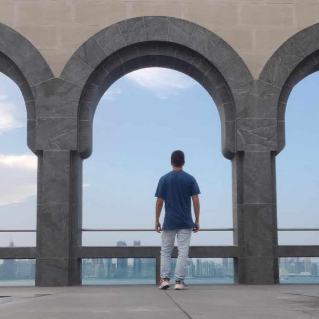 Diego Cabraitz Arena - Museu de Arte Islâmica