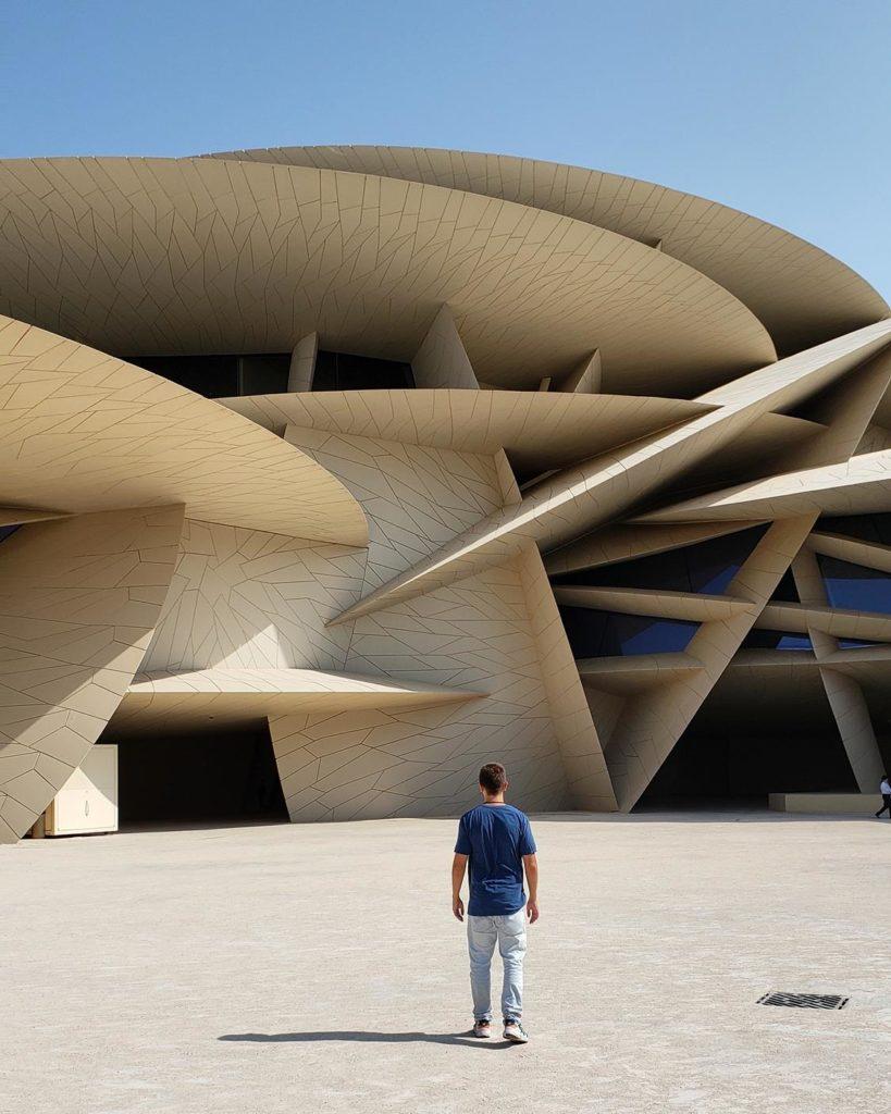 Diego Cabraitz Arena - O que fazer em Doha