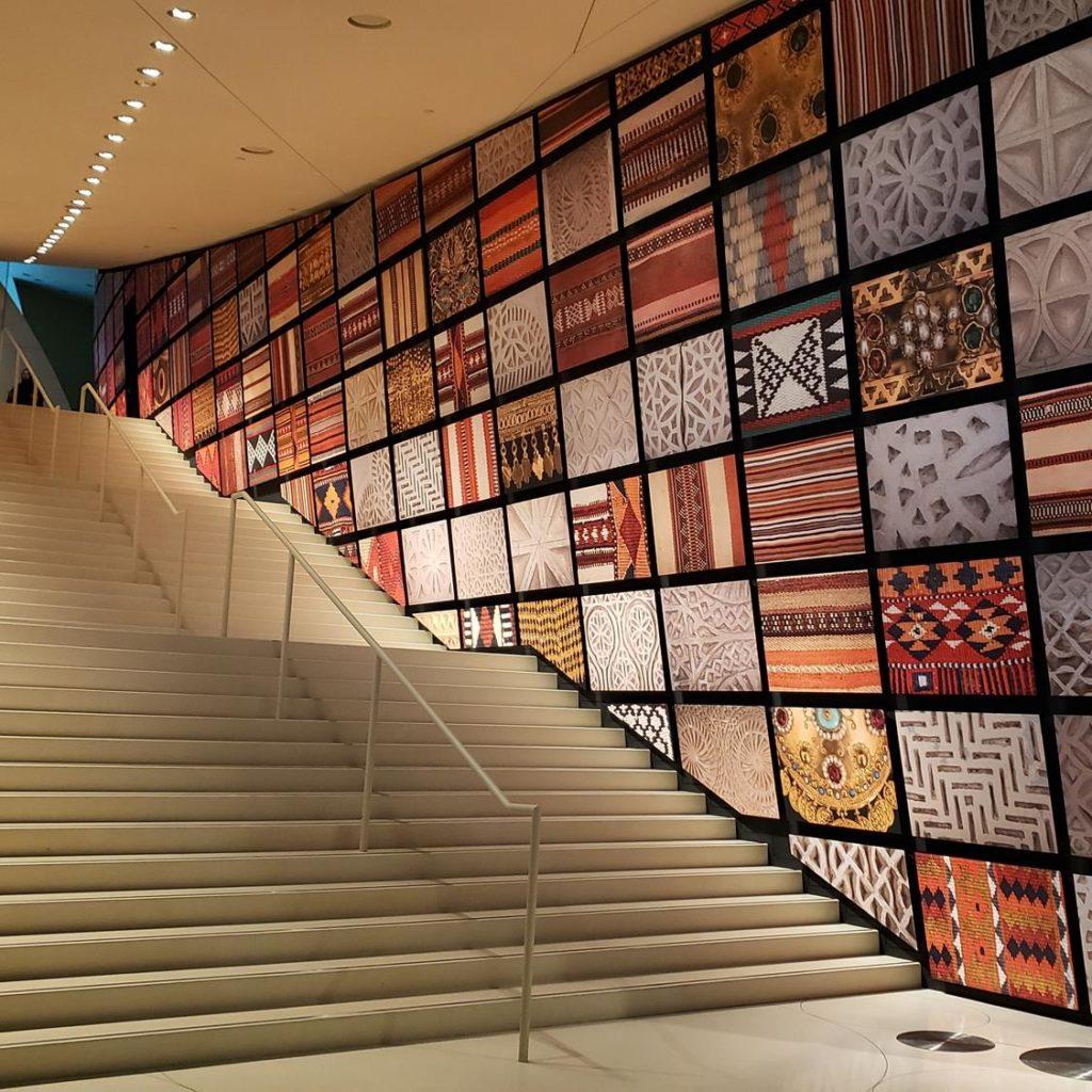 Exposição Museu Nacional do Qatar