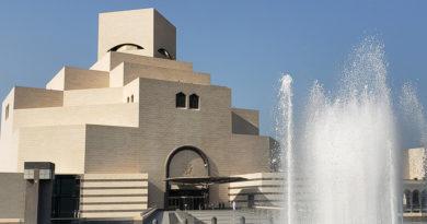 museu de arte islamica em doha