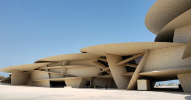 museu nacional do qatar