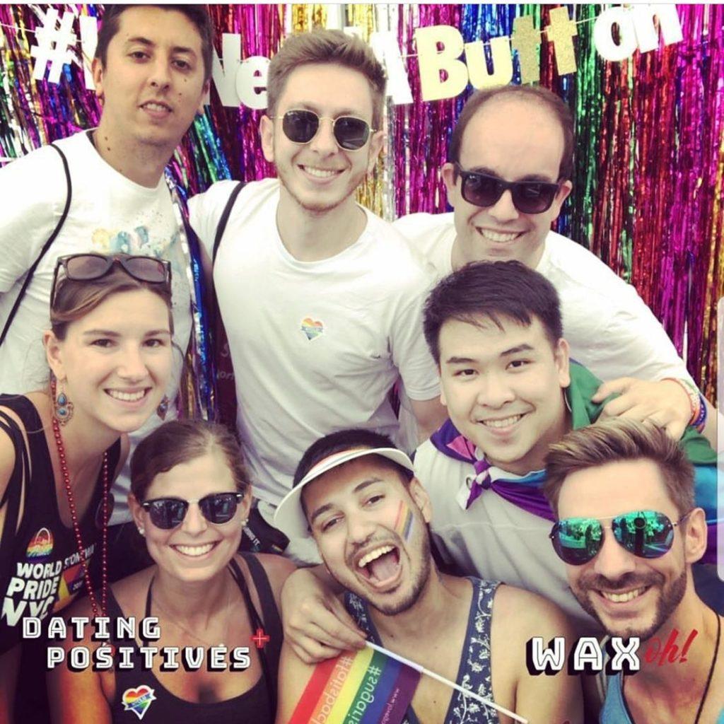Diego Cabraitz Arena - New York Fest - New York Pride - Parada gay Nova York - Como sair do armário