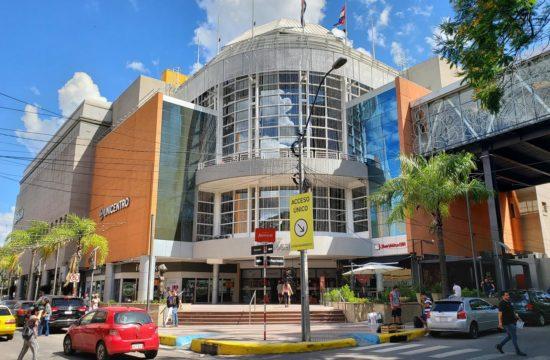 Shopping em Assunção - Shopping Mariscal Lopez