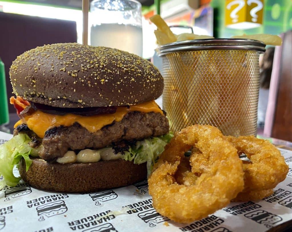 charada burger santo andré