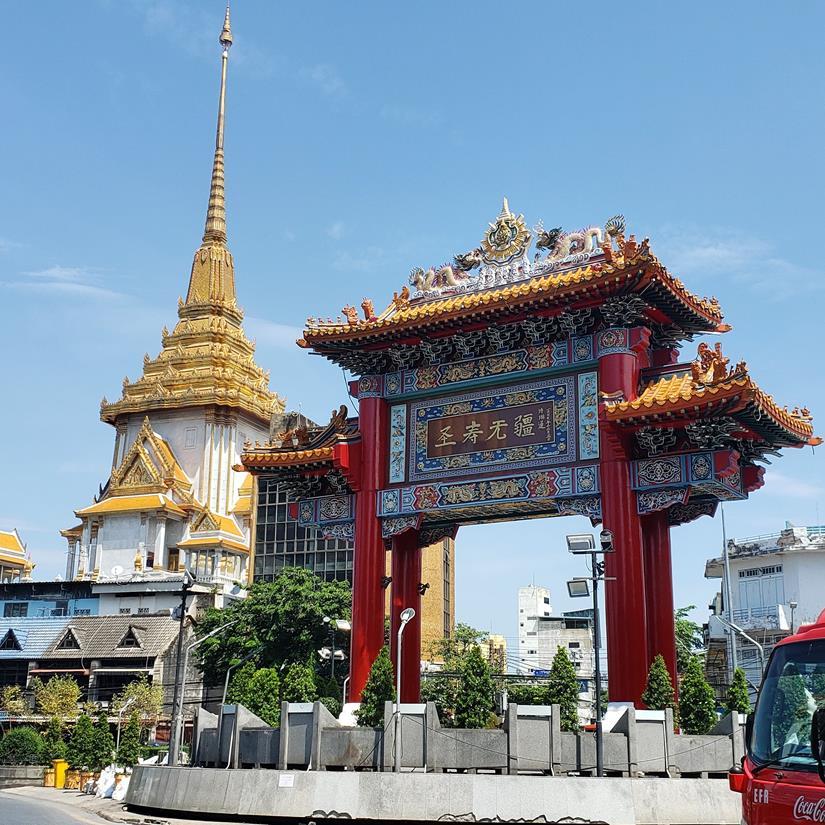 O que fazer em Chinatown bangkok