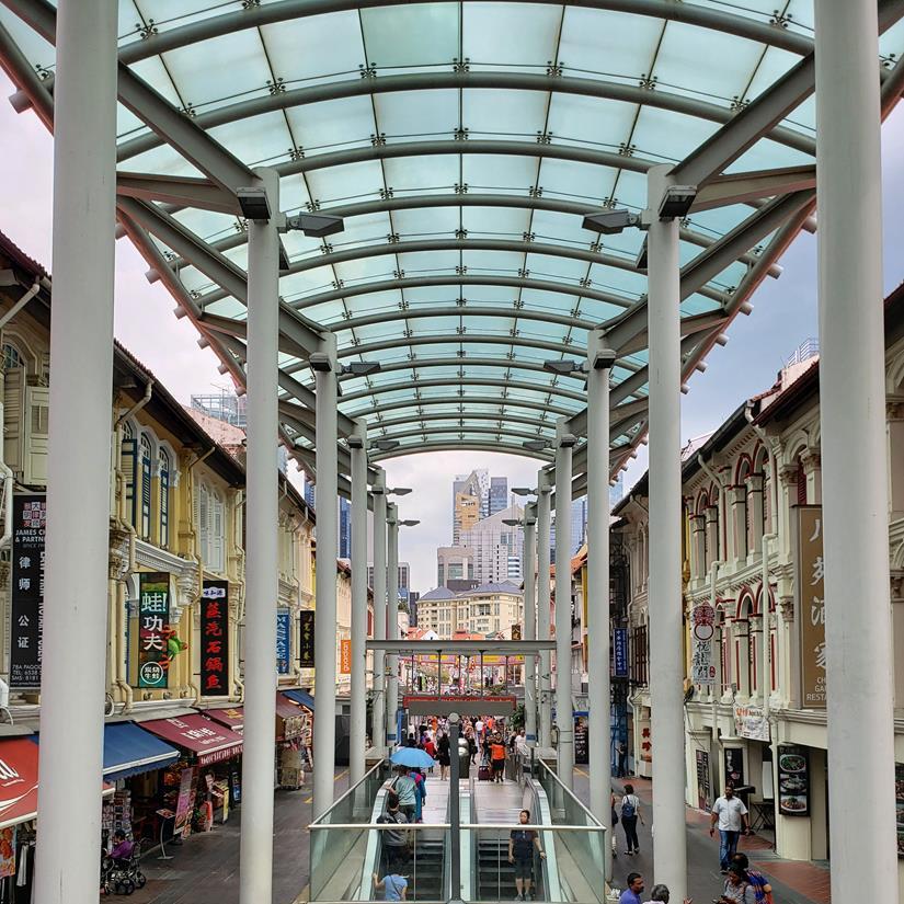 Chinatown Singapura - o que fazer em singapura