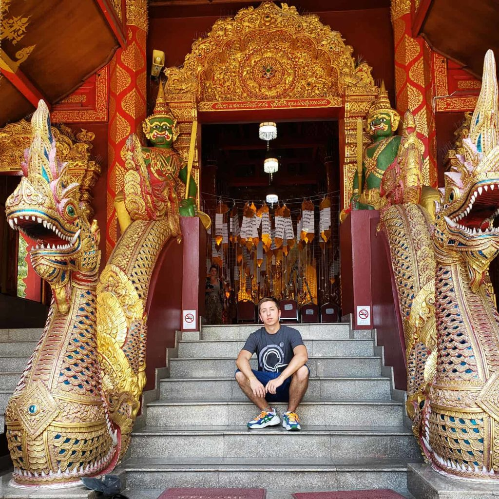 Diego Cabraitz Arena - Silver Temple Tailandia