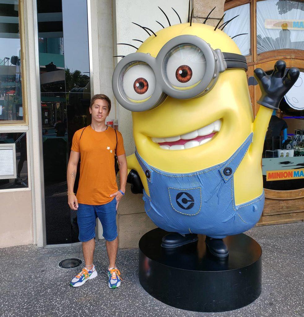 Diego Cabraitz Arena - o que fazer em Singapura na Sentosa Island