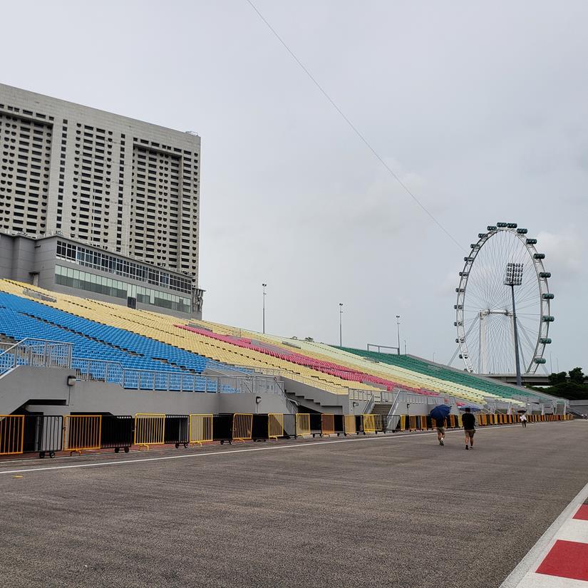 Fórmula 1 em Singapura