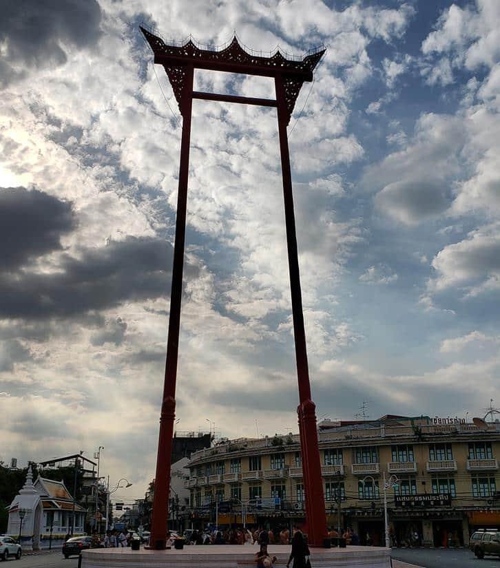 Pontos turisticos de bangkok - giant swing