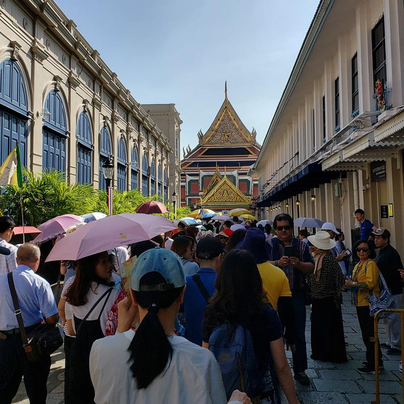 Grand Palace Bangkok como ir