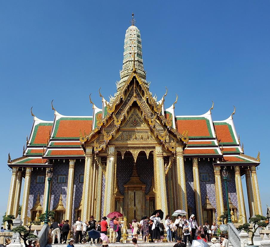 Grand Palace Bangkok quanto custa