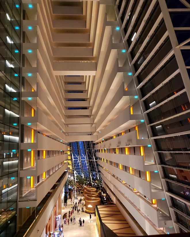 onde se hospedar em Singapura - Marina Bay Sands