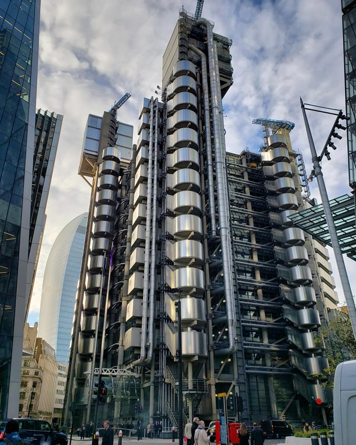Lloyds Building Londres