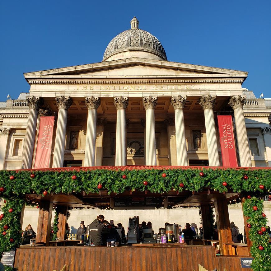 National Gallery Londres - O que fazer em Londres