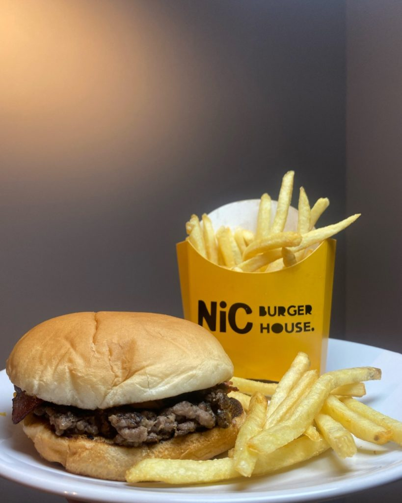 nic burger santo andré