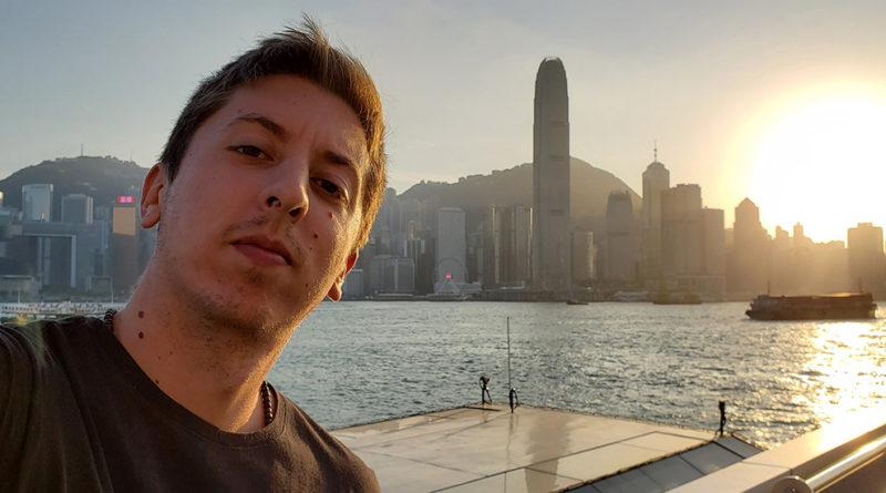 O que fazer em Hong Kong - baia de hong kong - Diego Cabraitz Arena