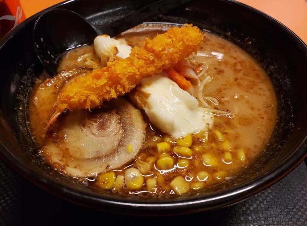 onde comer em Hong Kong - Food Republic - ramen