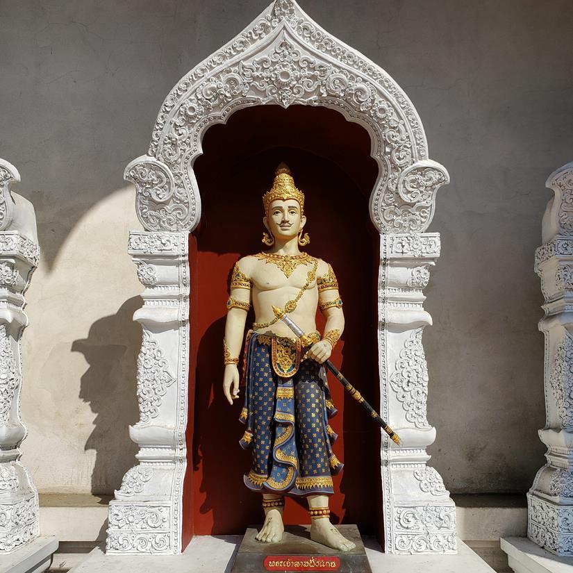 chiang mai - Wat Chet Lin
