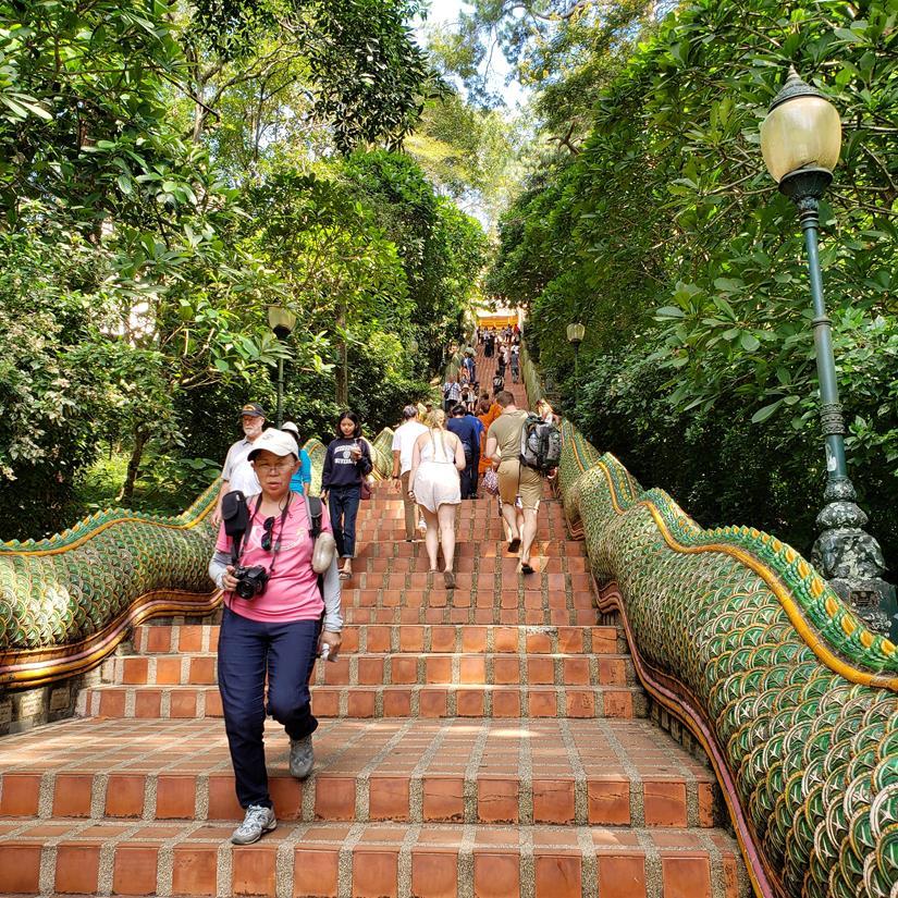 templo Doi Suthep Chiang Mai