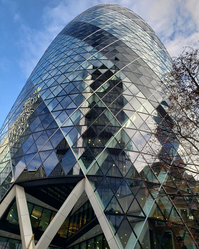 The Gherkin Londres