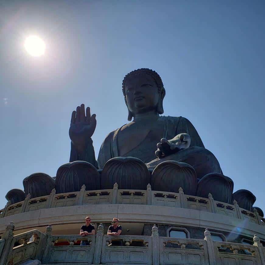 Tian Tan Buddha - Buda Gigante