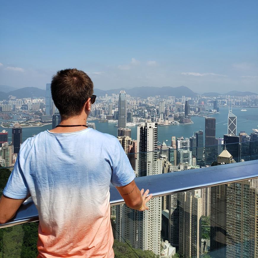Diego Cabraitz Arena - o que fazer em Hong Kong -